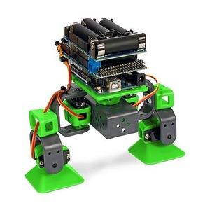 Photo of the: Two Legged ALLBOT - Arduino Robot Kit