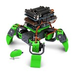 Four Legged ALLBOT - Arduino Robot Kit.