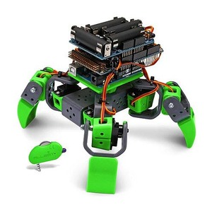 Photo of the: Four Legged ALLBOT - Arduino Robot Kit