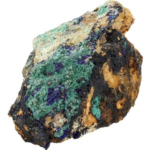 Photo of the: Azurite - Large Chunk (2-3 inch)