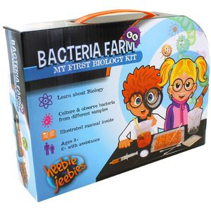 Photo of the: Bacteria Farm Experiment Kit