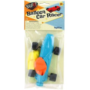 Photo of the Balloon Car Racer
