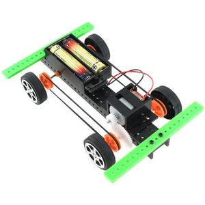 Photo of the: Battery DIY Micro Car Kit - STEM Maker Kit