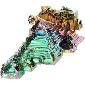 Photo of the Bismuth Crystal - Small