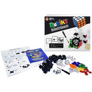 Photo of the Build Your Own Rubiks Cube Kit