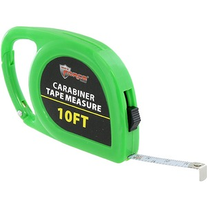 Photo of the Carabiner Tape Measure