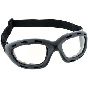 Photo of the Challenger Safety Goggles - Clear Anti Fog