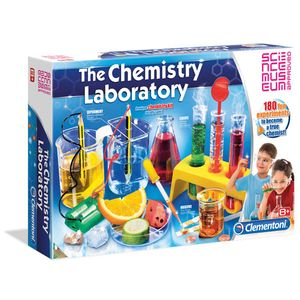 Photo of the: The Chemistry Laboratory - Educational Kit