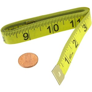 Photo of the Cloth Tape Measure
