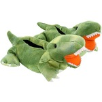 Photo of the: Cozy Dinosaur Slippers