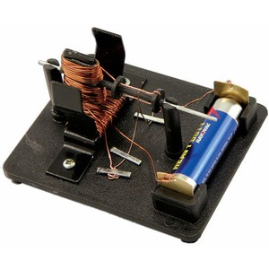 Photo of the DC Motor Kit