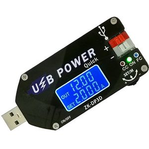 Photo of the: Digital Adjustable USB Power Supply - 1V to 30V 2A