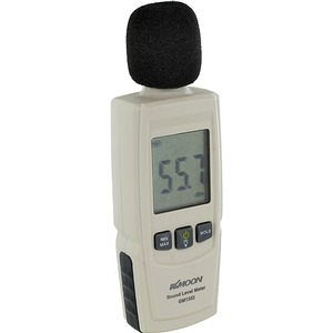 Photo of the: Digital Sound Meter