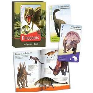 Photo of the Dinosaurs Wild Cards