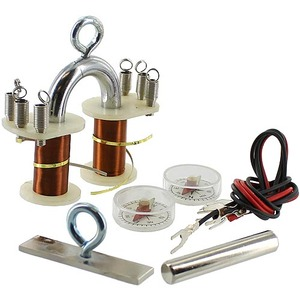 Photo of the Electromagnet Science Kit