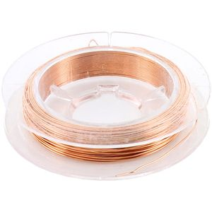 Photo of the: Enamelled Copper Wire - 0.3mm 10m - Electro-Magnet Wire