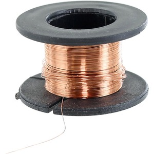 Photo of the Enamelled Copper Wire - 0.1mm 15m