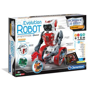 Photo of the: Evolution Robot - Programmable Robotics Kit