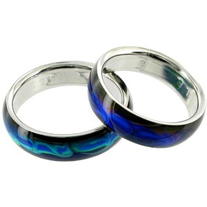 Photo of the Fiery Mood Ring