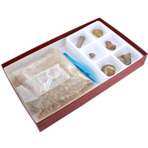 Photo of the: Fossil Hunt Geology Kit