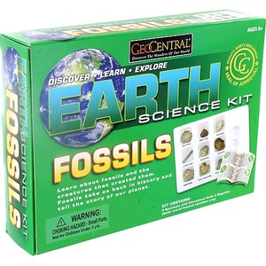 Photo of the: GeoCentral Fossils Science Kit