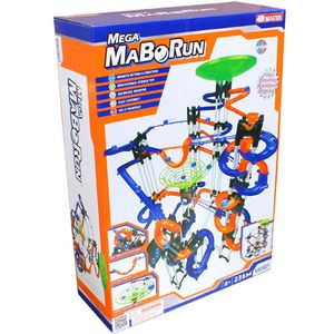 Photo of the: Mega MaboRun - 236pcs Marble Run Kit