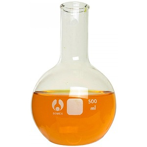 Photo of the: Glass Boiling Flask - Round Bottom - 500ml