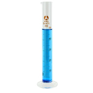 Photo of the: Glass Graduated Cylinder - 50ml