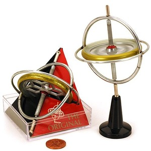 Photo of the The Original Gyroscope