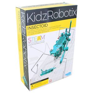 Photo of the Insectoid 4M Robot Kit