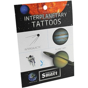 Photo of the Interplanetary Tattoos
