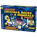 Photo of the: Kids First Crystals, Rocks & Minerals Kit