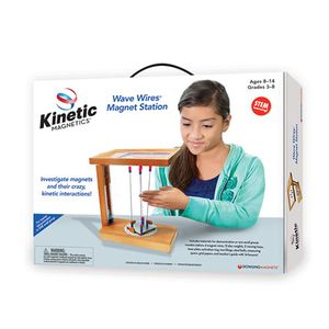 Photo of the: Wave Wires Magnet Station Kit
