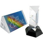 Light Crystal Prism - Large.