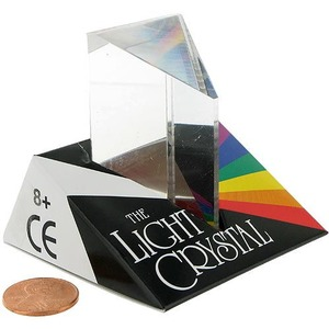 Photo of the Tedco Light Crystal Prism