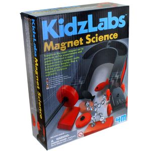 Photo of the Magnet Science 4M Kit