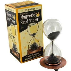 Photo of the Magnetic Sand Timer