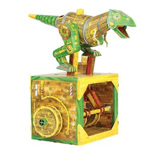 Photo of the: Magnificent Dinosaur Machine Kit