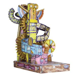 Photo of the: Magnificent Marble Machine Kit