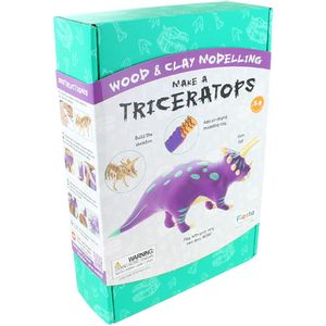 Photo of the: Make a Dinosaur - Triceratops