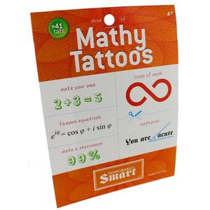 Photo of the Mathy Tattoos