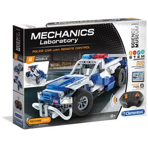 Photo of the: Mechanics Lab - Police Car - Remote Control Kit