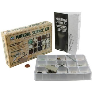 Photo of the Mineral Science Kit