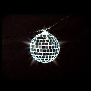Photo of the: Mirror Ball String Light