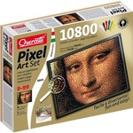 Photo of the: Mona Lisa Pixel Art Set