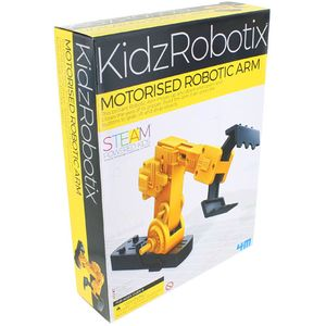 Photo of the: Motorized Robotic Arm 4M Kit