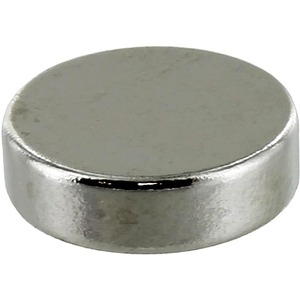 Photo of the N50 Neodymium Disc Magnet - 10x3mm