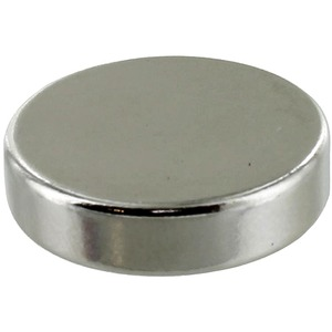 Photo of the N50 Neodymium Disc Magnet - 20x5mm