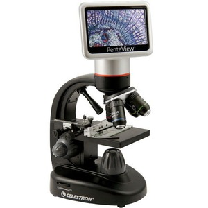 Photo of the Celestron PentaView LCD Digital Microscope