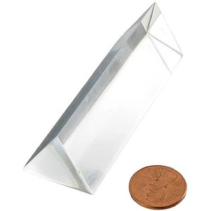 Photo of the Acrylic Equilateral Prism - 25 x 75 mm